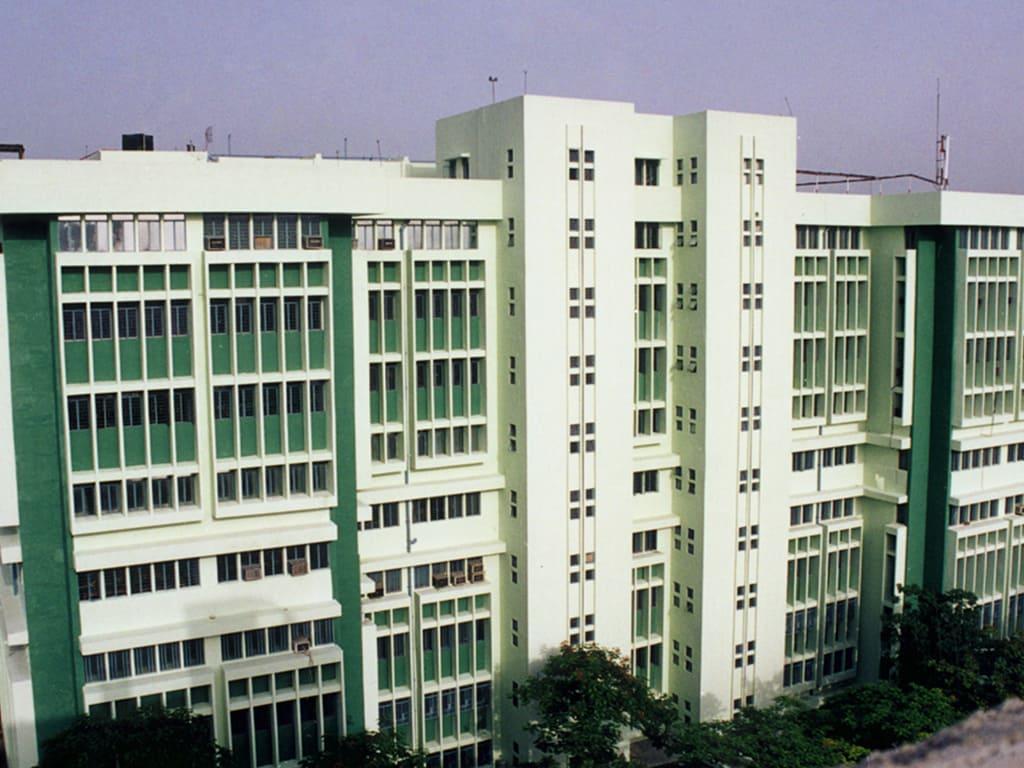 ISI SN Bose Bhavan